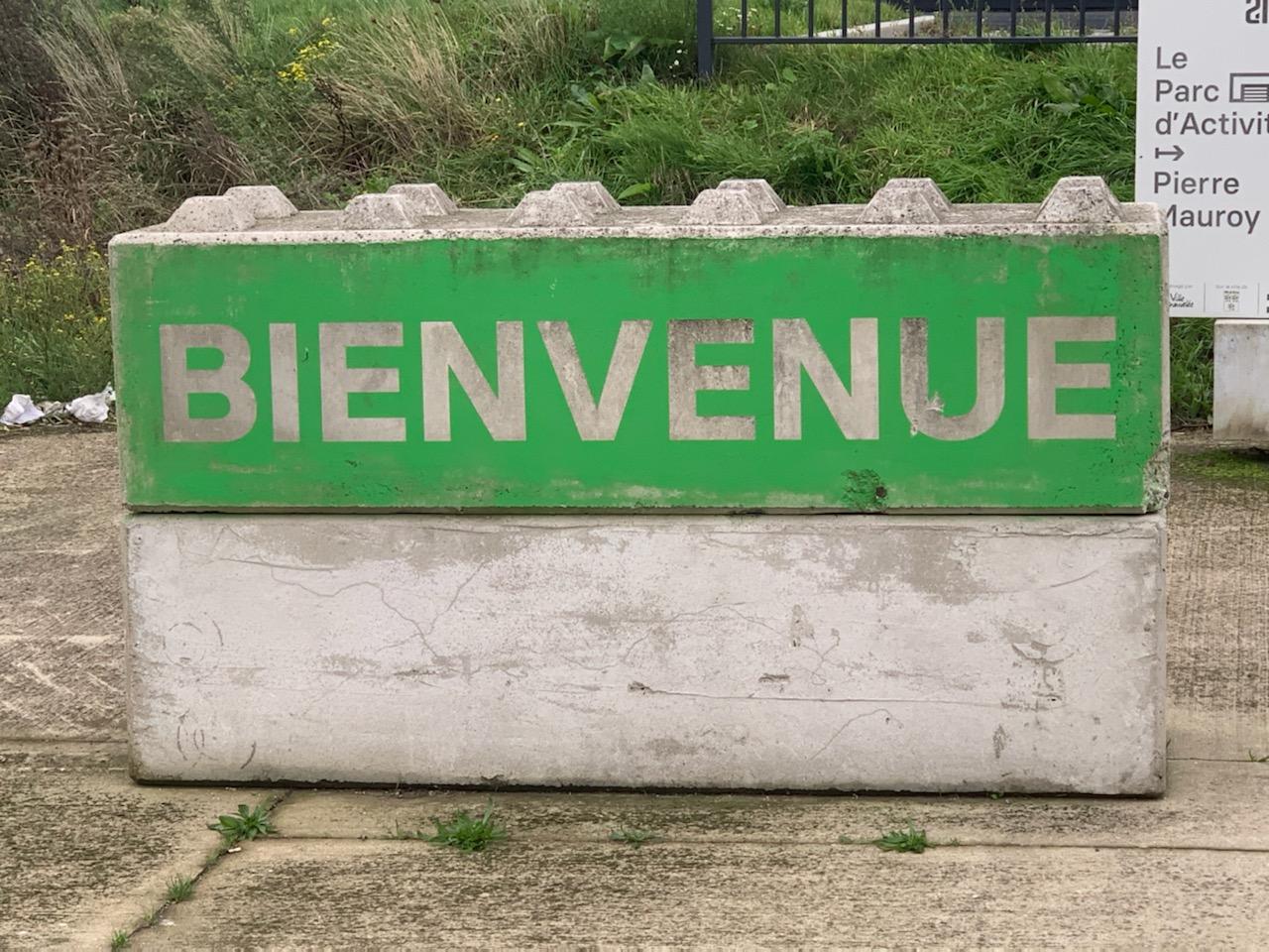 Blocs béton emboîtables Dunkerque
