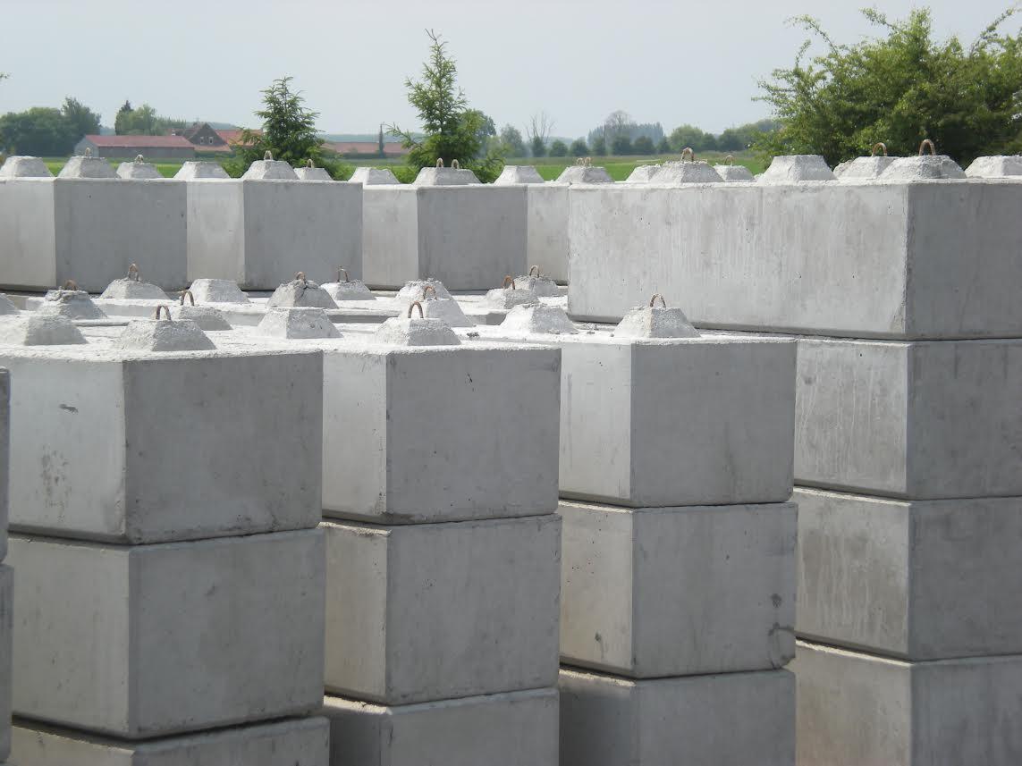 Vente blocs béton emboîtables Normandie