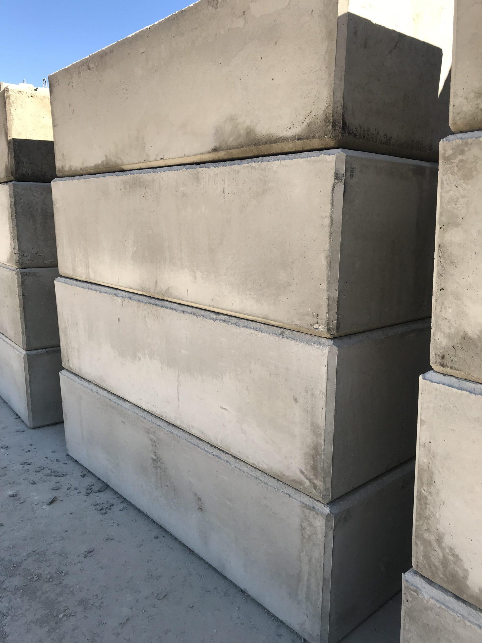 Blocs béton type lego Grand-Est