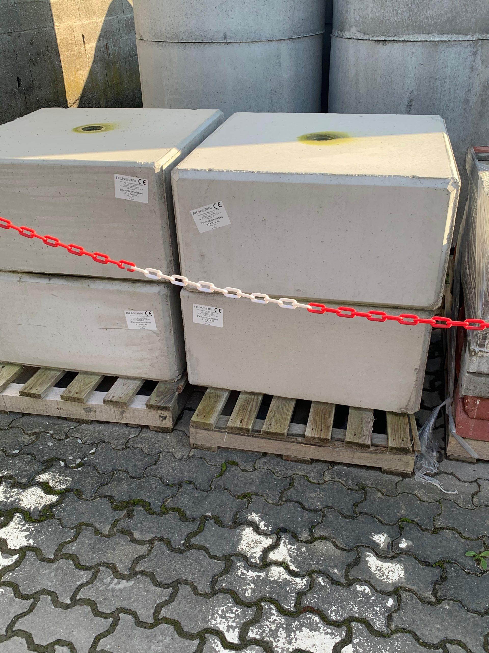 Vente blocs béton Normandie