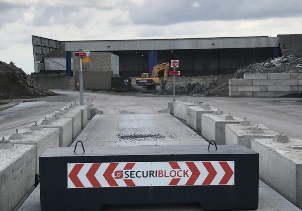 Blocage accès Douai